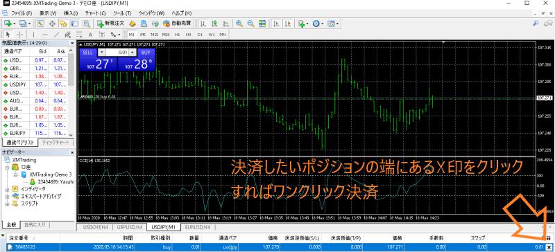 XM 一万円