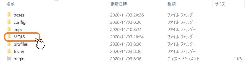 mt5 インジケーター 日本時間